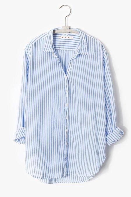 Xirena Beau Shirt In Pacific Blue