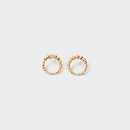 Gabriela Artigas Full Sphere Earrings