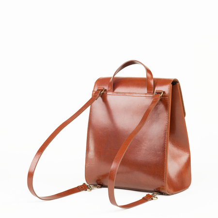VereVerto Mini Macta in Brown