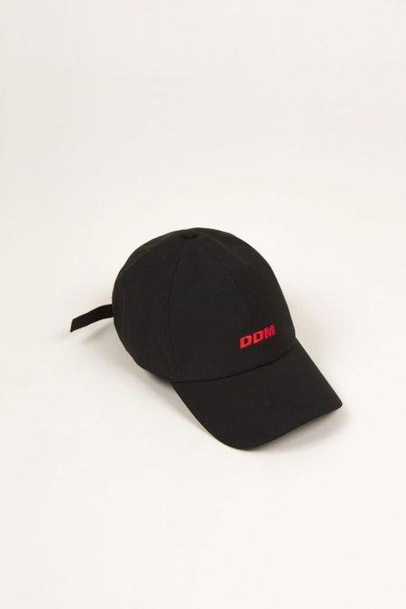 Drole De Monsieur DDM Cap - Black/Red