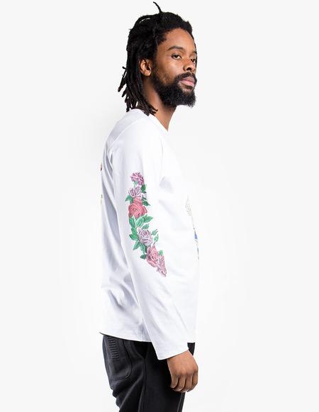 Soulland Vinton Longsleeve T-shirt - White