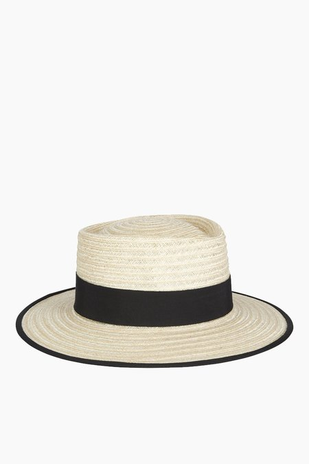 D'estree Gerhard Straw Hat