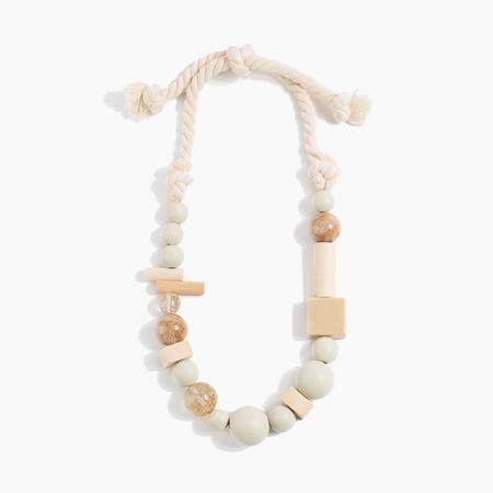 Poketo Object Necklace