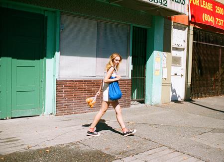 Erin Templeton Grocery Bag Linen