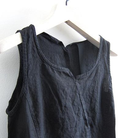 Rundholz Black Label Linen Dress - Black