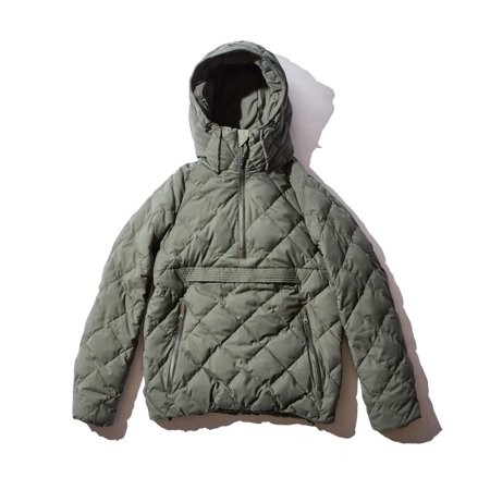 F/CE Pullover Smock Jacket - Army