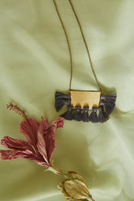 Geography 541 Bravo Necklace