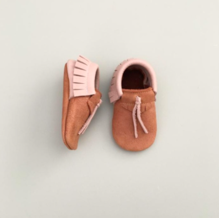 Kids Little Pine Outfitters Sienna Moccasins