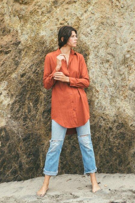 Ozma Rivers Tunic - Silk Noil