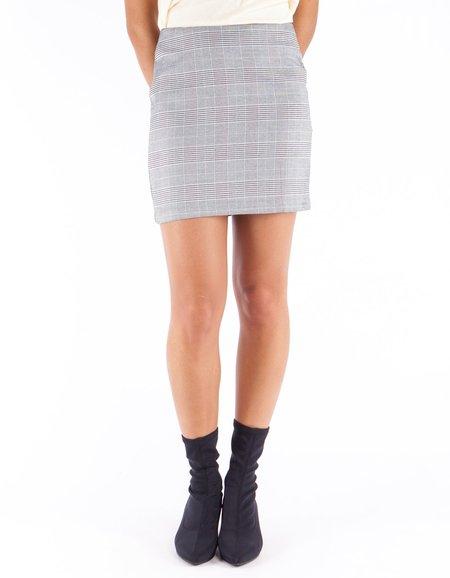 Minimum Christie Skirt Grey