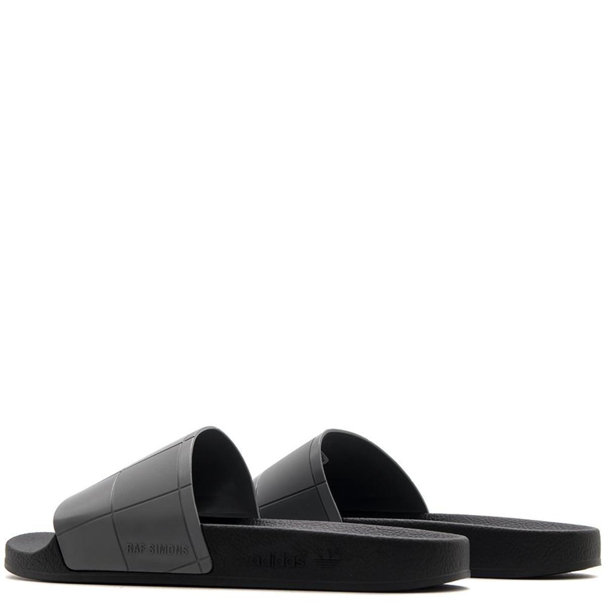e9549c827b89 Adidas by Raf Simons Adilette Checkerboard Sandals - Core Black ...