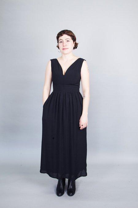 Sara Duke Dustin Dress - Black