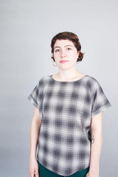 Sara Duke Your Favourite Shirt - Woven Print