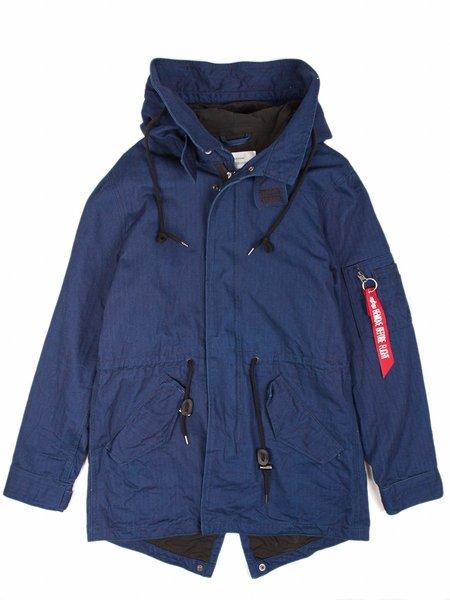 3sixteen x Alpha Industries M-59 Fishtail Jacket