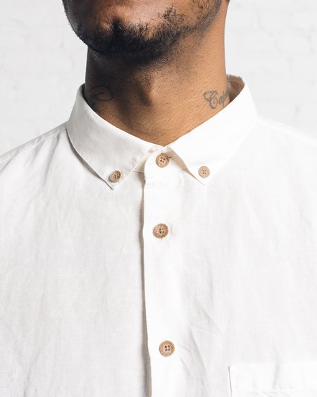YMC Curtis Shirt - Panama Cotton