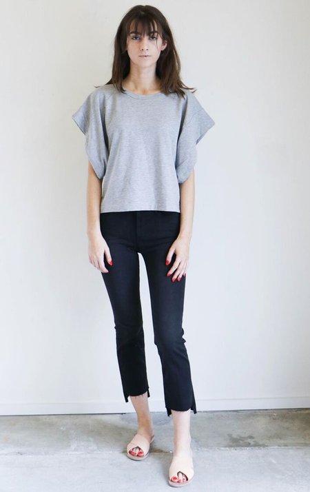 FRAME Denim Frame Le High Straight Jeans in Mallard