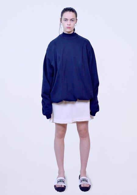 Equipment Maxi Sweater - Blue