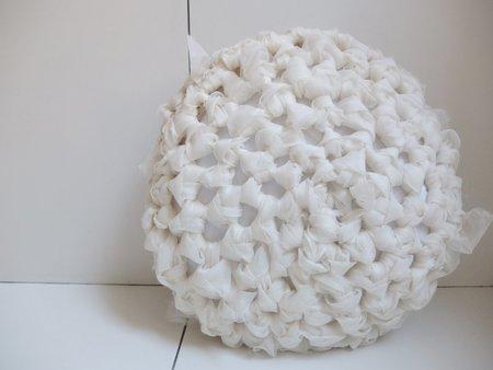 doucement sophia round pillow