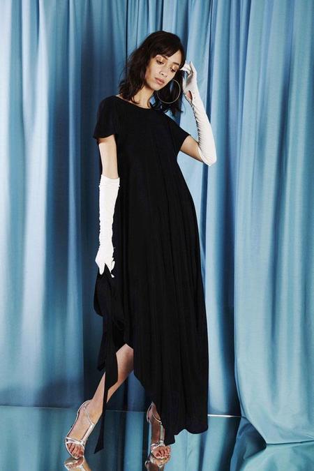 Miss Crabb Fleetwood Mac Dress - Black
