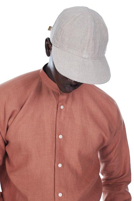 Blluemade Linen Cap in Flax