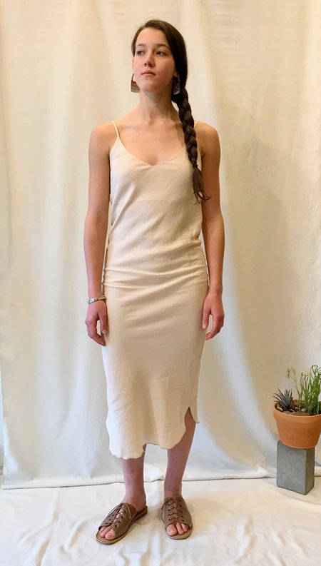 Ozma Long Slipdress in Mineral