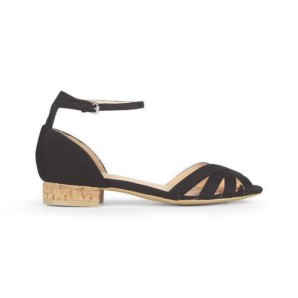 Marais USA Cork Heel Sandal