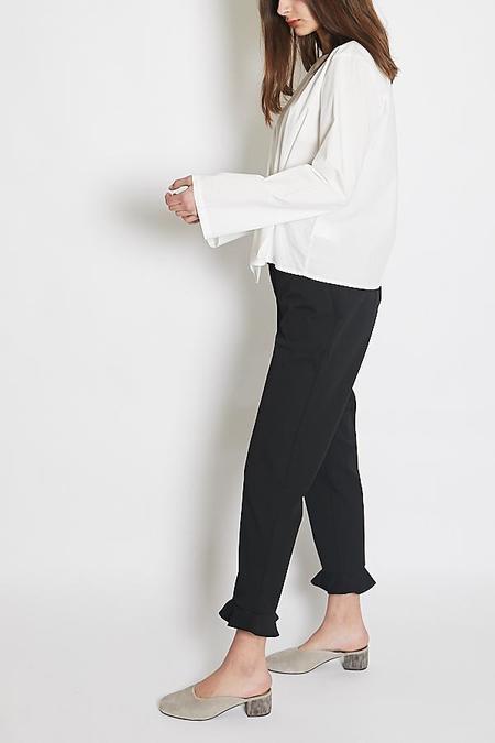 Just Female Gerda Trousers - Black