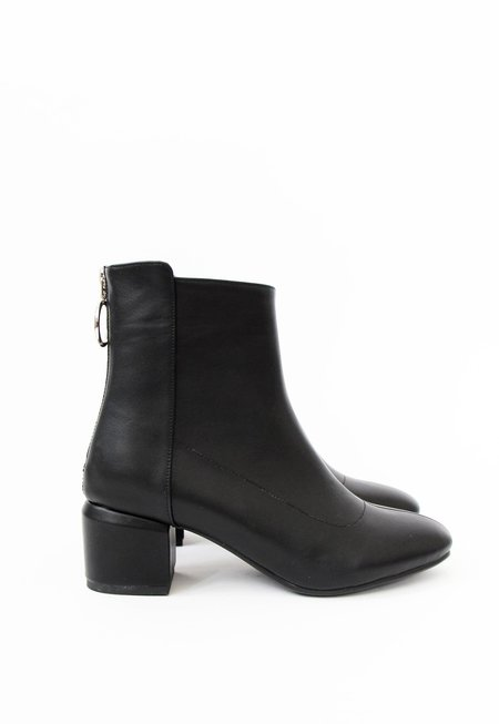 Collection & Co Demi Block Heeled Boot