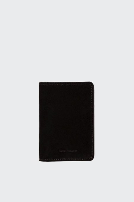 Norse Projects Bastian 10 Wallet - Black