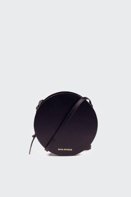 Royal Republiq Galax Round Evening Bag - Black
