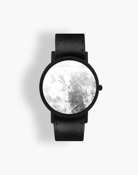 unisex SOUTH LANE diffuse Invert Watch - Black