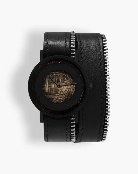 Unisex South Lane Avant Emerge Double Side Zip Watch