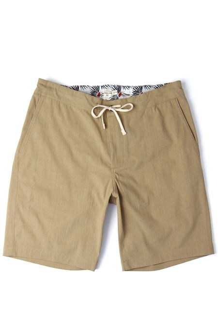 Bridge & Burn Norton in Khaki