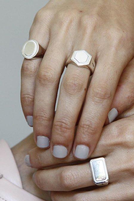 Gabriela Artigas Oval Signet Ring