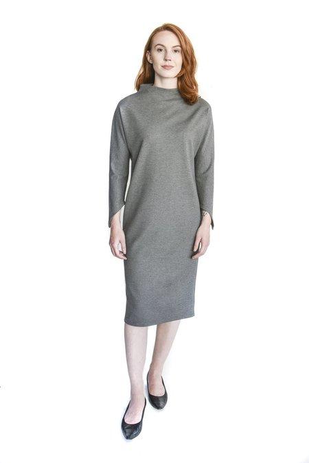 Ginger Column Dress - Grey