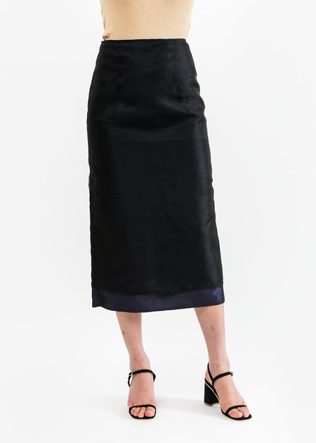 Suzanne Rae Double Layer A-Line Skirt