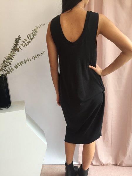 Valérie Dumaine Toni Dress - Noir