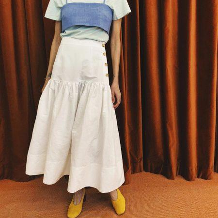 Creatures of Comfort Mailer Skirt