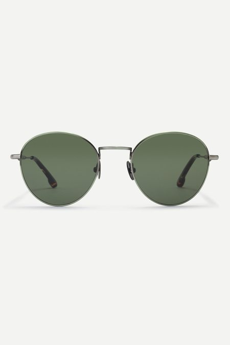Steven Alan Quincy in Brushed Dark Gunmetal