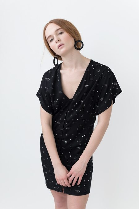 Paige Cherelle Constellation Dress