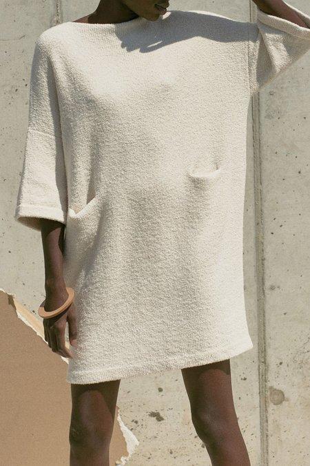 Lauren Manoogian New Trapezoid Dress - Sheep