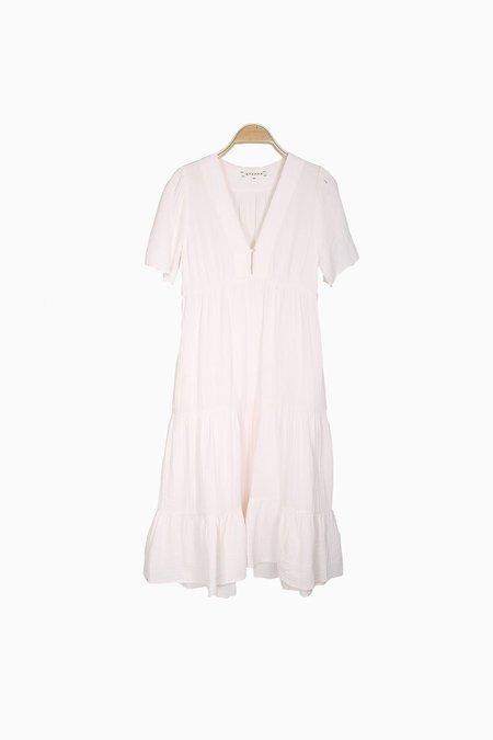 Xirena Agatha Dress in Shell