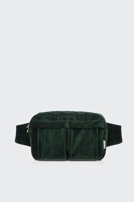 TAIKAN EVERYTHING Spectre Hip Bag - Forest Corduroy