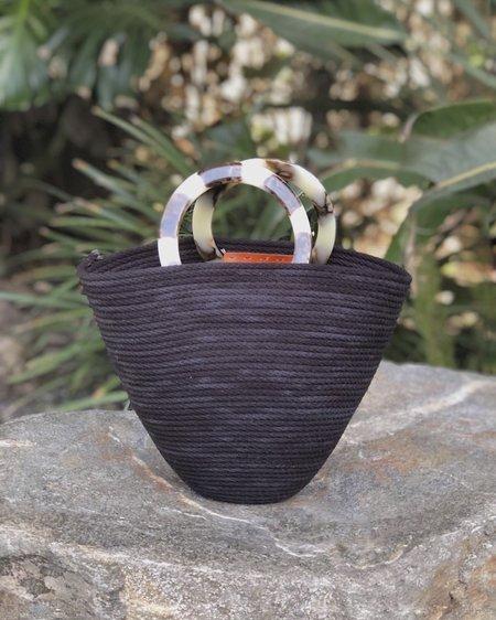 Catzorange Petite Cosimo Bag in Black
