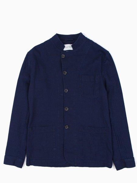 Oliver Spencer Artist Jacket - Kildale Indigo