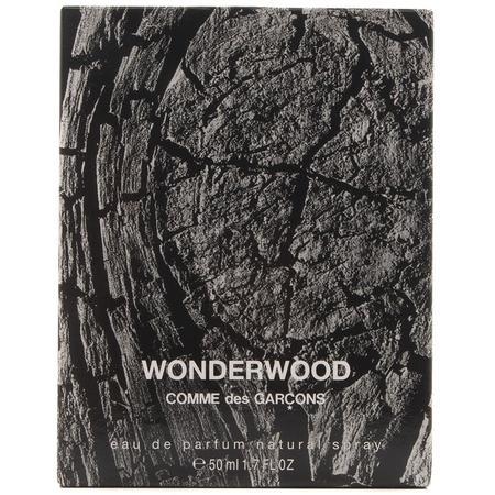 Comme des Garçons Eau De Parfum 50ml Spray - Wonderwood