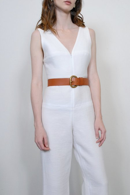 Rachel Comey Estate Belt - Tawny