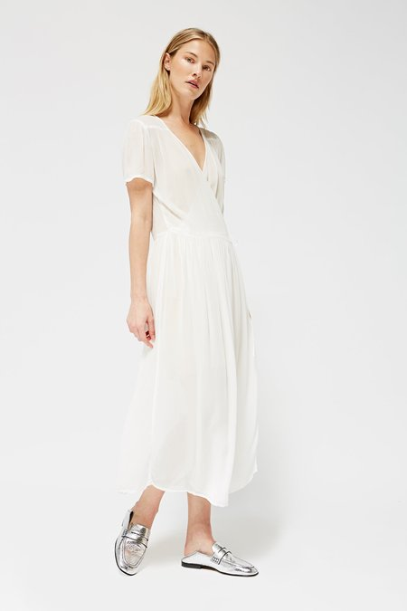 Lacausa Pantry Dress - Whitewash