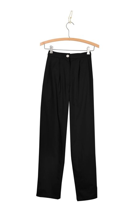 Coast High Waisted Trouser - Black