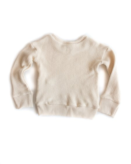 Kids Telegraph Ave PKT Sweatshirt - Sea Salt Cream